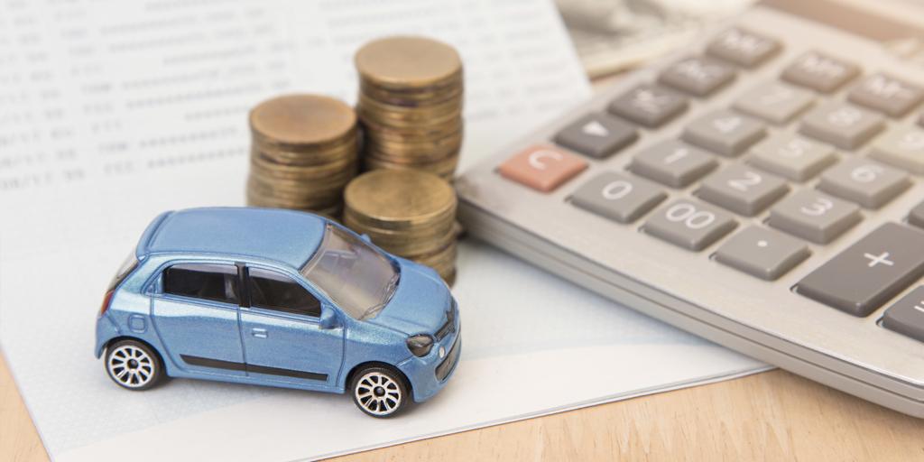 Bild Firmenwagen und Steuern