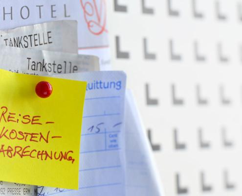 Bild Reisekosten und Steuern